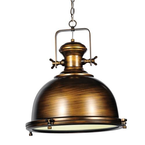 Светильник LOFT T7 Steampunk Brass