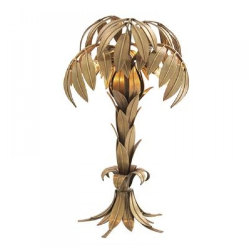 Table Lamp Hollywood Palm 112466