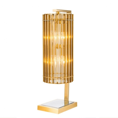 Table Lamp Pimlico Gold Finish Ul 110901
