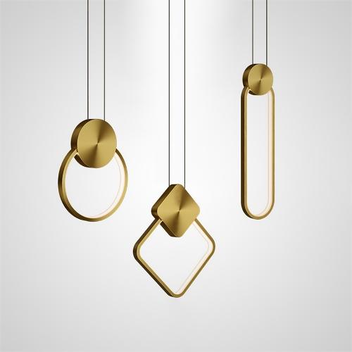 DG Geometric Brass