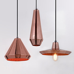 Tom Dixon Copper Design
