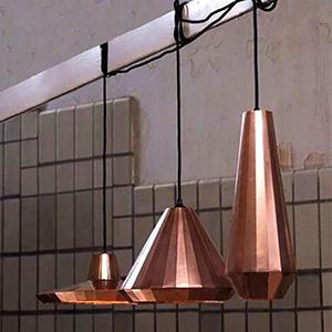 Tom Dixon Copper Design