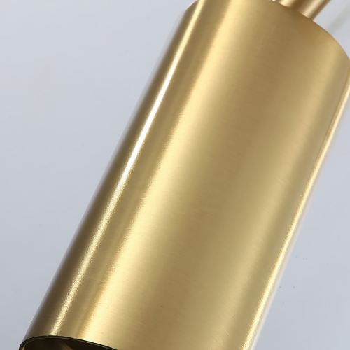 Top Brass Pendant