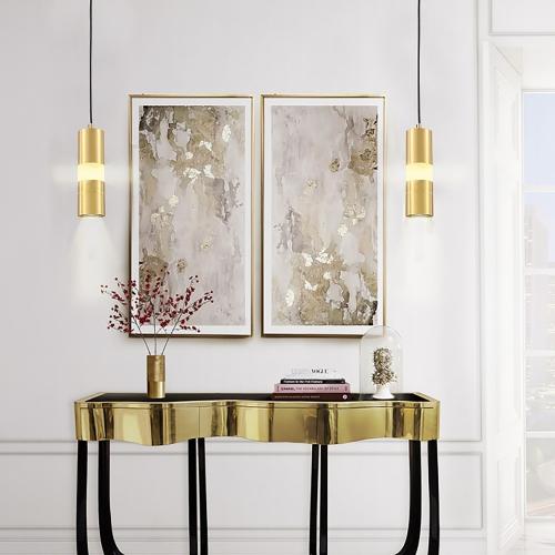 Top Brass Pendant 3