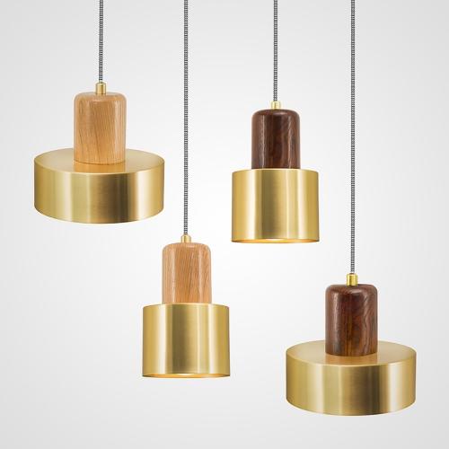Дизайнерский светильник Tree Brass Pendant
