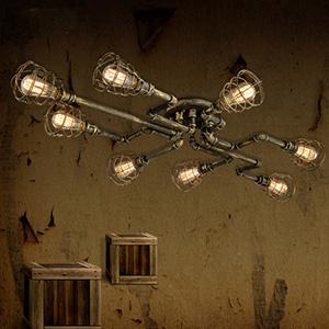 Потолочный светильник LOFT Trub Ceiling
