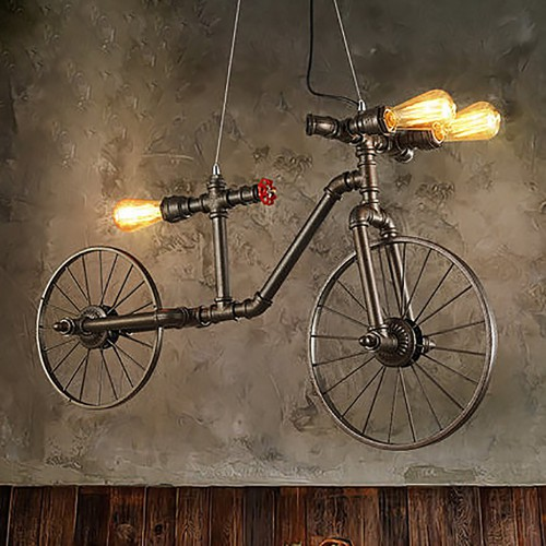 Подвесной светильник LOFT Trub Velodesign