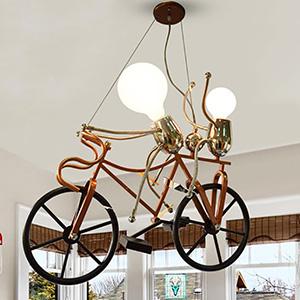 Дизайнерская люстра Velodesigne Lamp