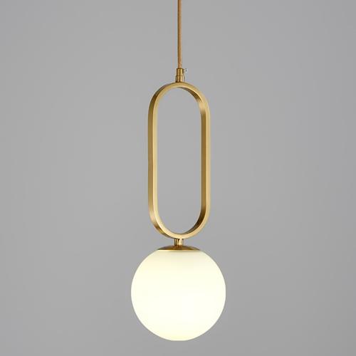 Дизайнерский светильник Waist Brass