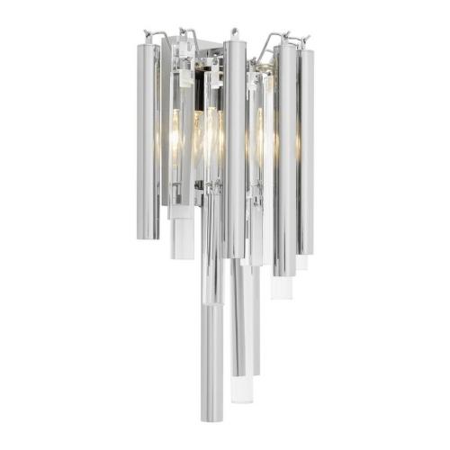 Wall Lamp Gigi Nickel Finish Ul 111533