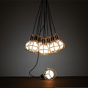 Work Lamp Designed By Form Us With Love In 2009