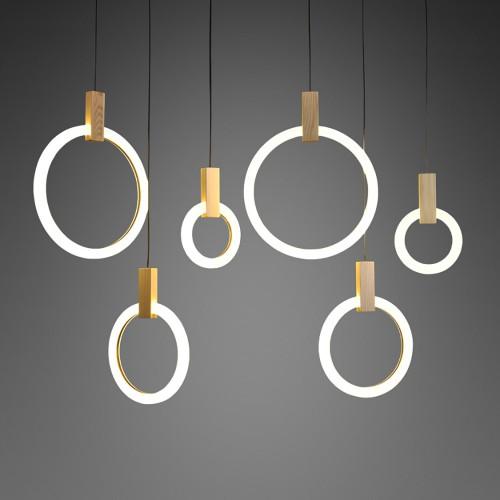 Дизайнерский светильник Zeus Ring